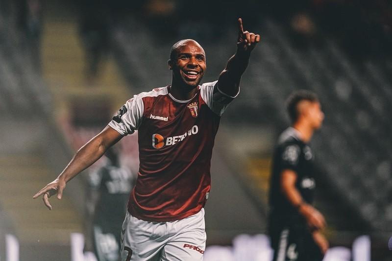 Wilson Eduardo não renova e deixa Sporting Clube de Braga ao fim de cinco temporadas