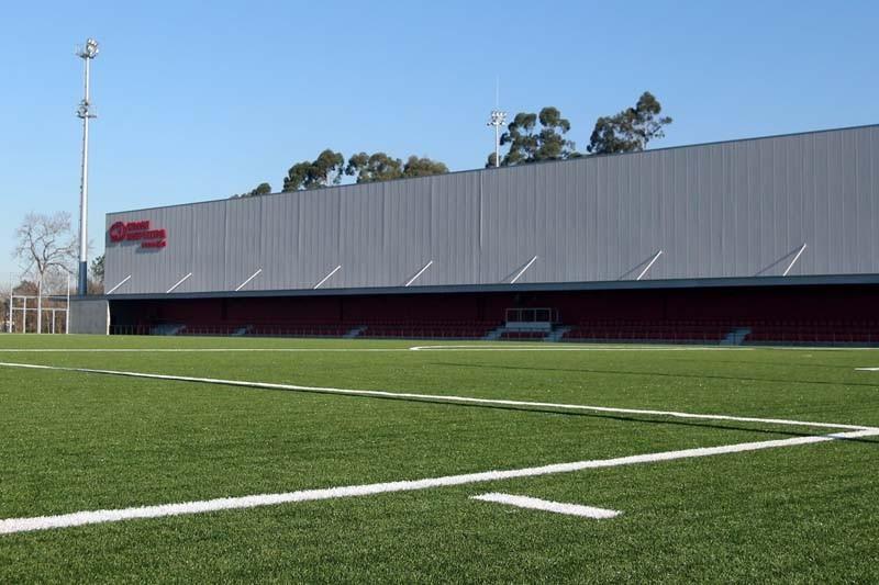 Segunda fase da cidade desportiva do Braga vai custar 26 milhões em três fases