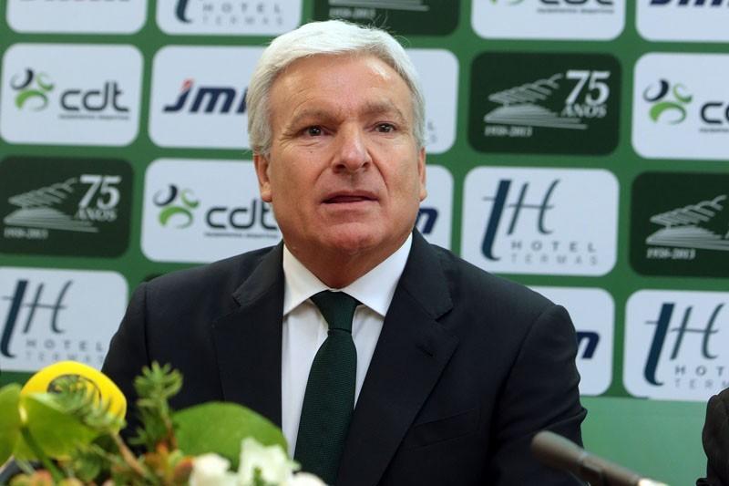 Covid-19: Presidente do Moreirense diz que retoma da I Liga é a medida certa