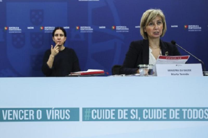 Covid-19: Ministra da Saúde assegura reserva estratégica para continuar combate à pandemia