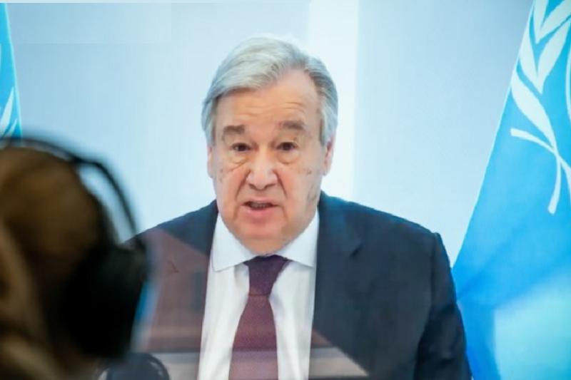 Covid-19: O mundo não está preparado para a atual crise - António Guterres