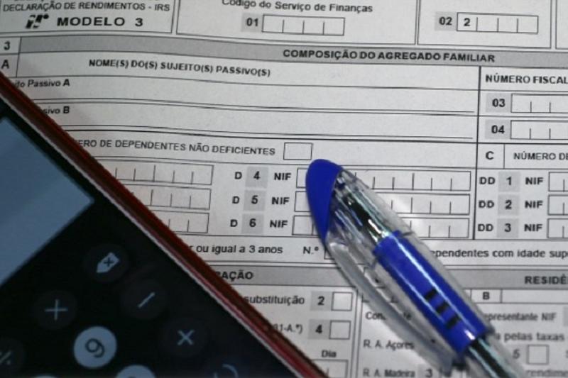 Reembolso médio de 1.095 euros no IRS chegou a 210 mil pessoas