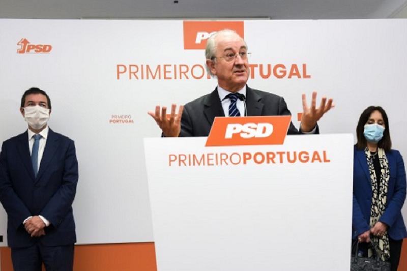 Covid-19: Rui Rio denuncia que Ministério da Saúde não paga às IPSS desde janeiro