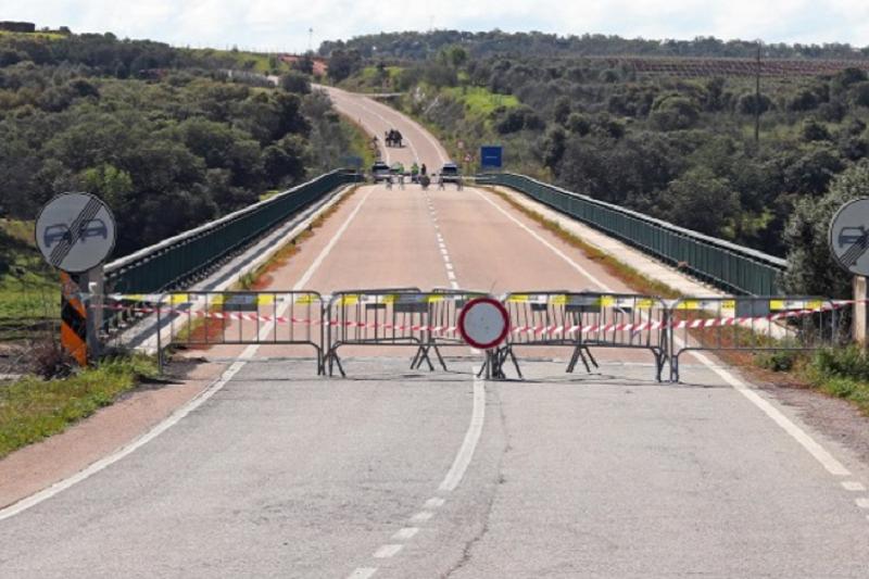 Covid-19: Fronteiras terrestres com Espanha vão continuar fechadas depois de 14 de maio