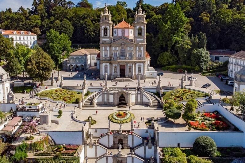Braga: Basílica do Bom Jesus reabre no sábado