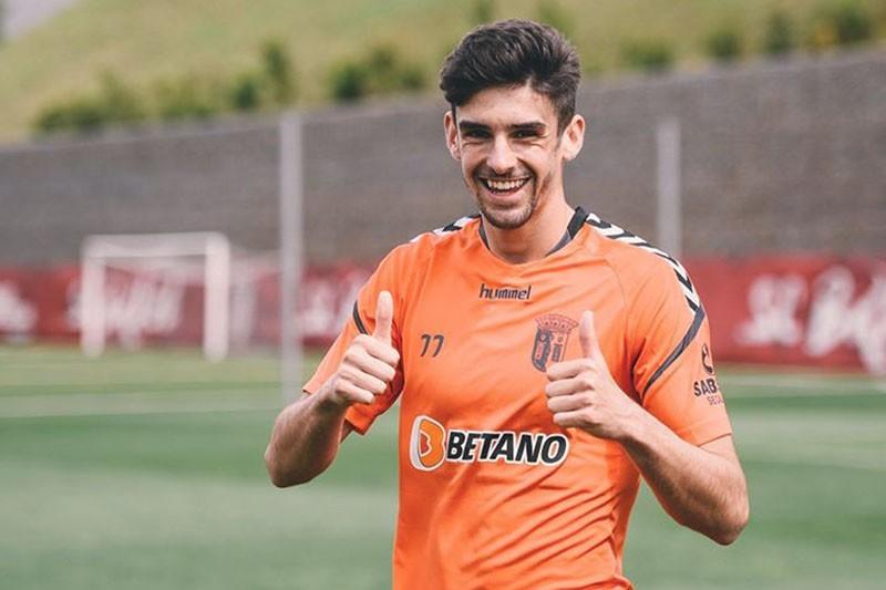 Trincão despede-se do Sporting Clube de Braga destacando a