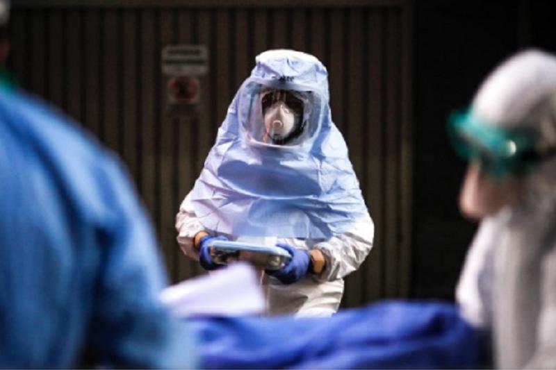Covid-19: OMS realça aumento rápido de casos de infeção no Mundo