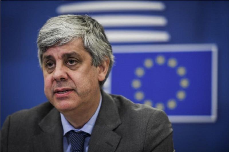 Todas as coisas boas têm um fim, diz Centeno ao lançar sucessão no Eurogrupo