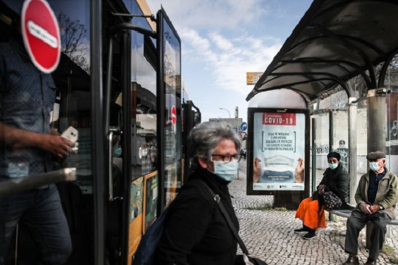 Covid-19: Portugal com 1.504 mortos e 35.910 infetados