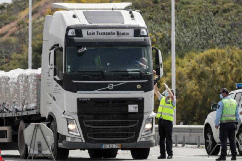 Covid-19: Fronteiras terrestres com Espanha vão continuar fechadas até 15 de junho