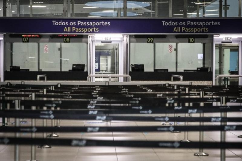 Covid19: Governo prolonga até 15 de junho interdição de voos de e para fora da UE