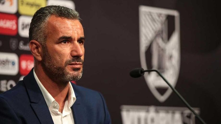 LE: Ivo Vieira diz que Vitória de Guimarães tem de provar favoritismo em campo