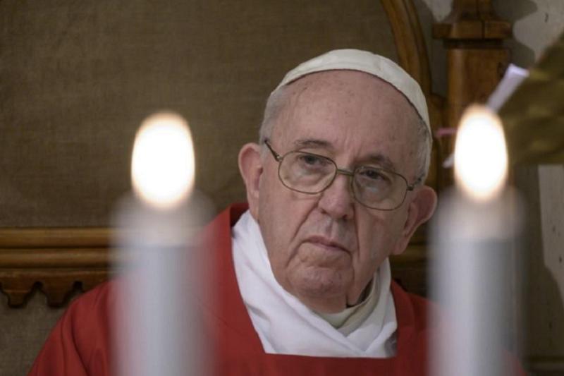 Covid-19: Tudo será diferente após pandemia diz Papa Francisco