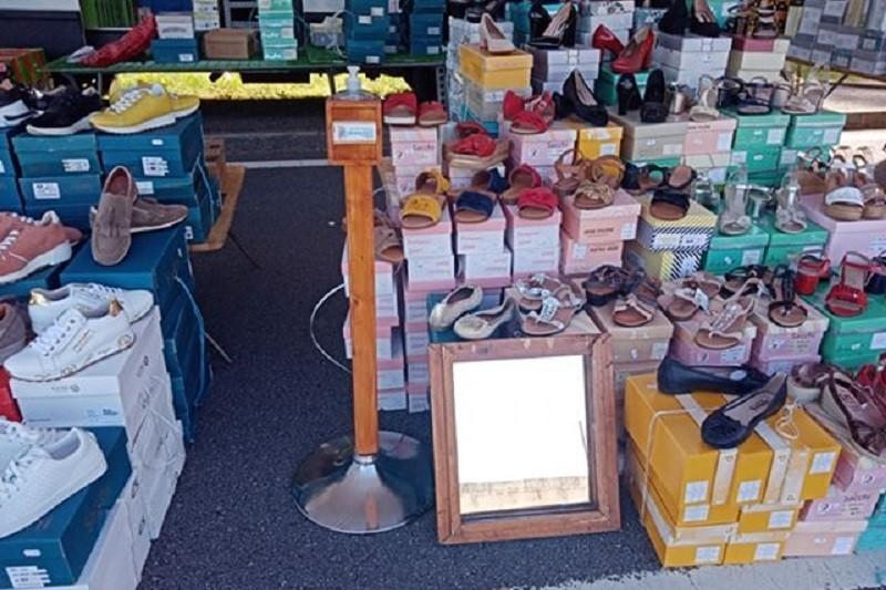 Feiras e mercados não-alimentares podem abrir em 05 de abril por decisão municipal