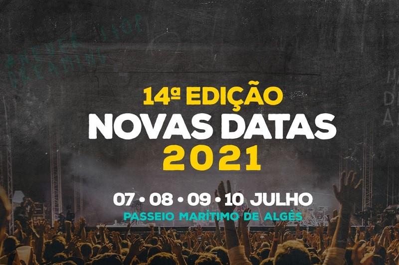 Covid-19: NOS Alive adiado para 2021 com Da Weasel como primeira confirmação