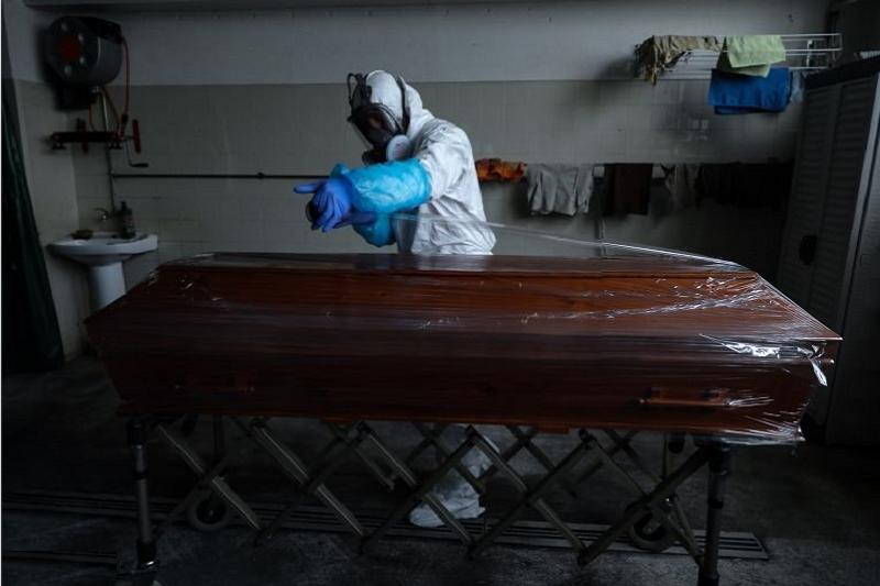 Covid-19: Portugal com 1.263 mortos e 29.660 infetados