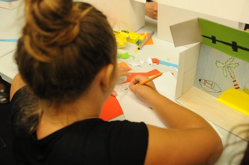 Oficinas para crianças regressam on-line