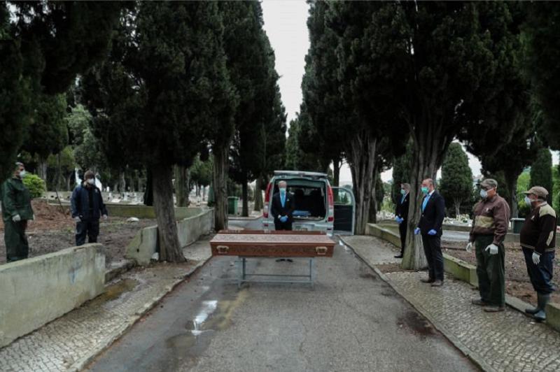 Covid-19: Portugal regista o maior aumento diário de mortos desde 01 de junho