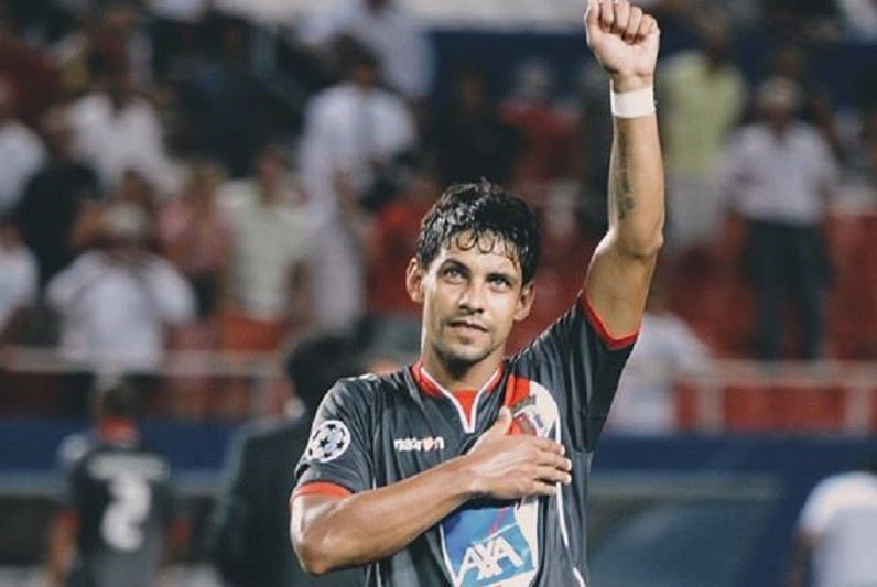 Antigo central brasileiro Moisés é o novo treinador dos juniores do Braga