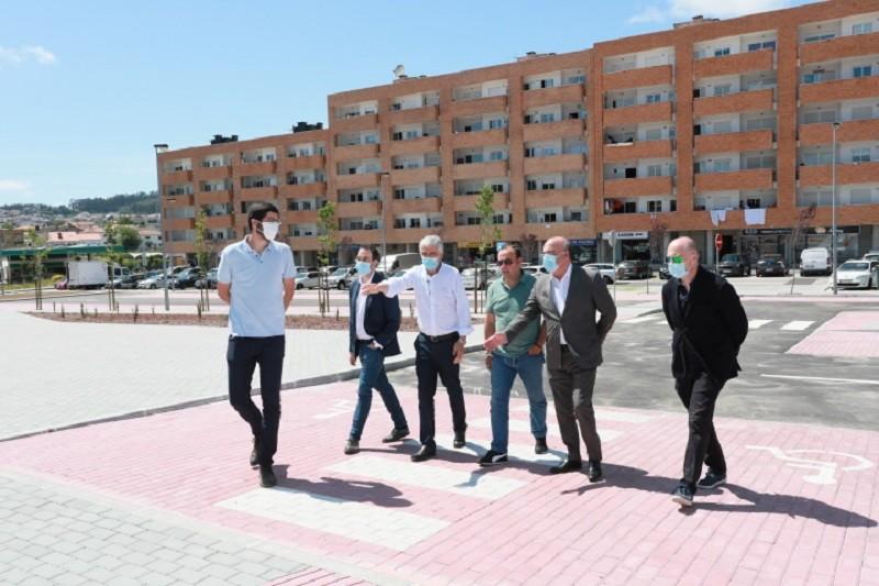 Barcelos cria park & ride na periferia para diminuir trânsito na cidade