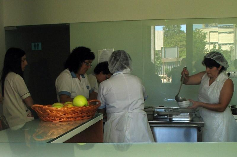 Cantina Social da Misericórdia de Braga já serve meia centena de refeições por dia