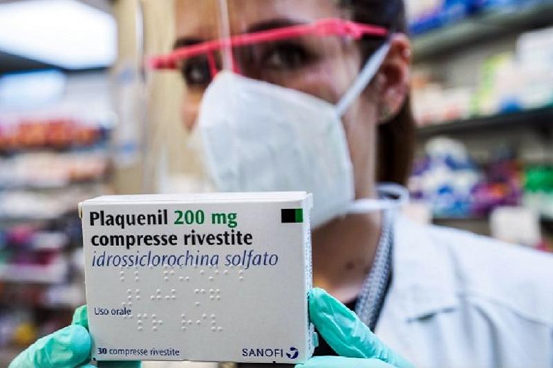 Covid-19: OMS suspende temporariamente ensaios com hidroxicloroquina