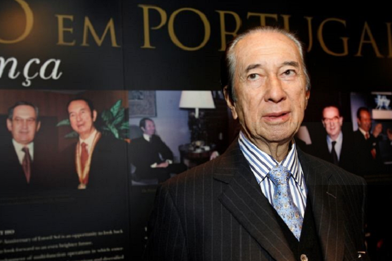 Magnata do jogo de Macau Stanley Ho morre aos 98 anos