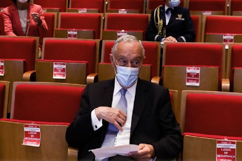 Covid-19: Situação no país é favorável, mas em Lisboa é preocupante  Marcelo