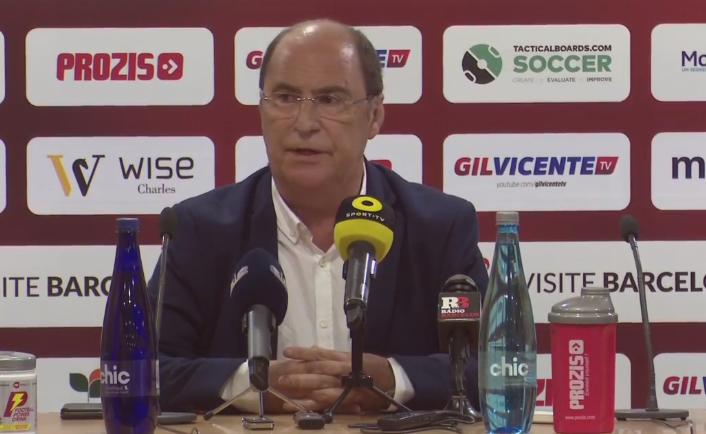 António Fiúza diz que Gil Vicente não deve aceitar esmolas pelo 'caso Mateus'