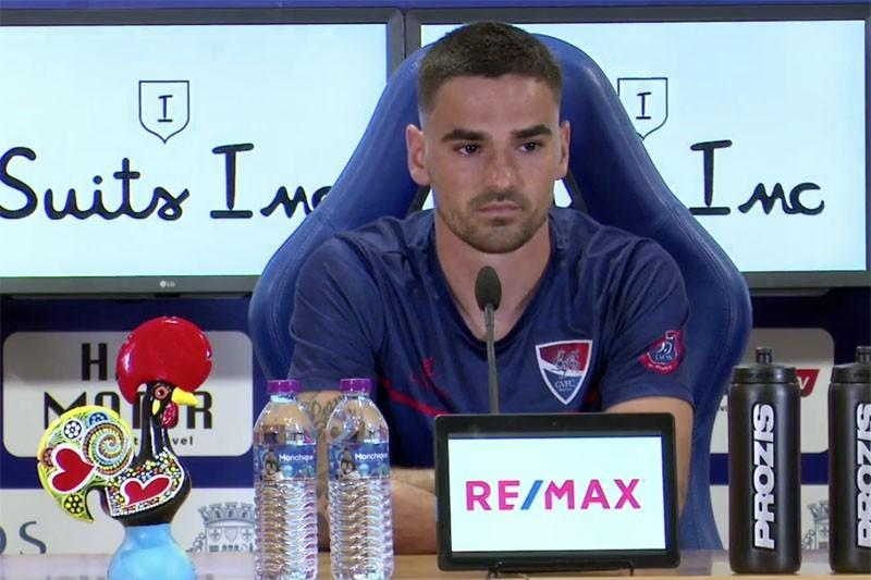 Claude Gonçalves: Temos o objectivo de ficar na I Liga