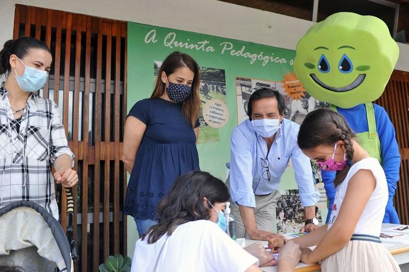 Quinta Pedagógica abre portas às família no Dia Mundial da Criança