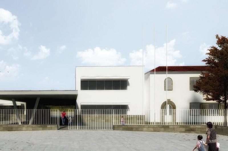Guimarães: Câmara investe 2,4 ME em centro escolar