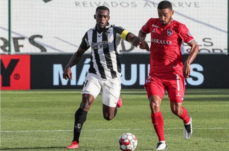 Portimonense vence Gil Vicente no regresso da I Liga