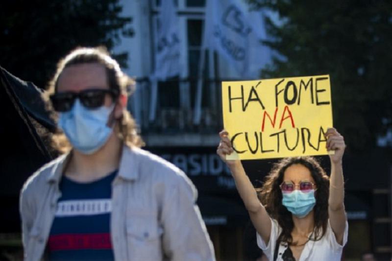 Covid-19: Apoio social para trabalhadores independentes também para profissionais da Cultura- PM