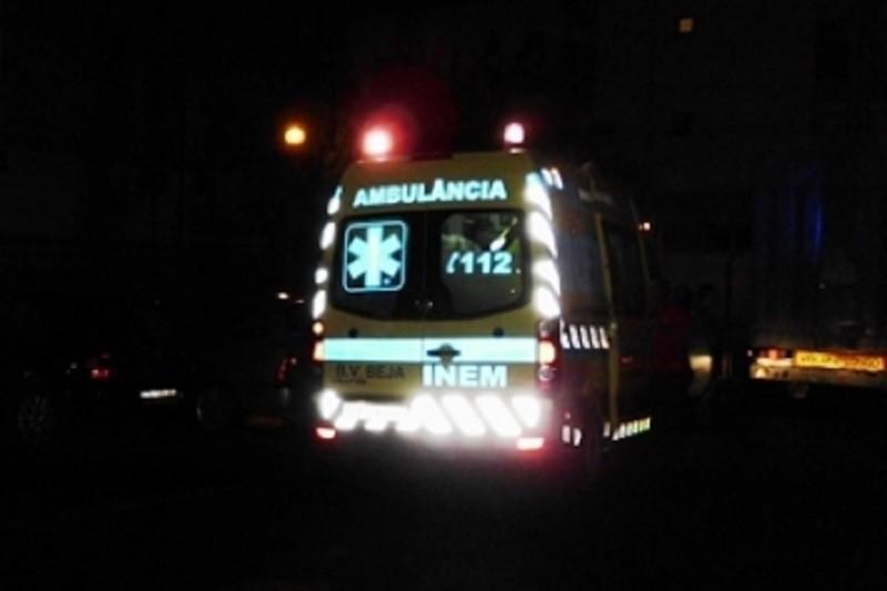 Despiste com dois feridos graves obriga a corte da EN201 em Valença