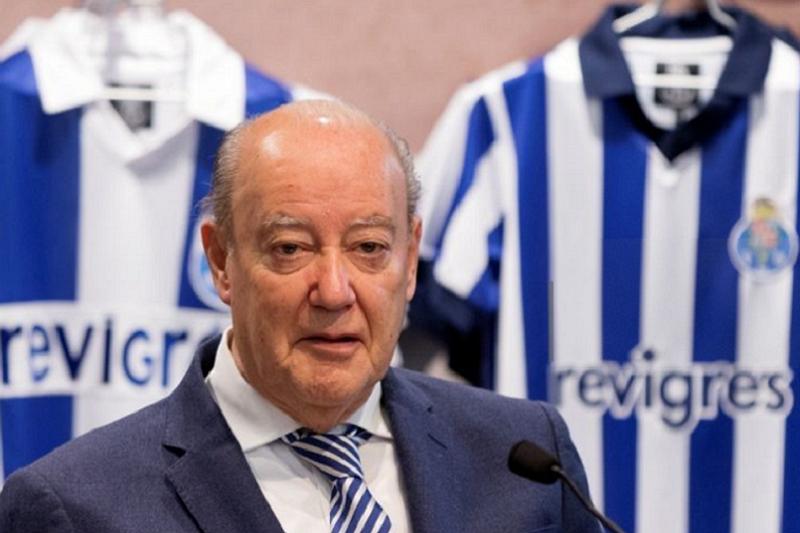 FC Porto/Eleições: Pinto da Costa eleito para 15.º mandato