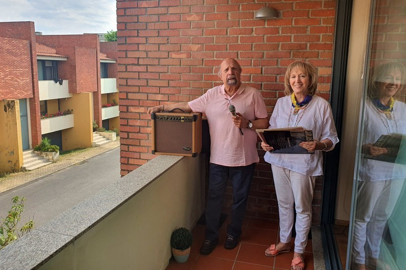 Nossa Varanda, Varanda de Todos: falta mecenas para editar livro solidário