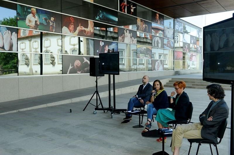 Guimarães retoma dia 19 cultura ao vivo com espetáculos em pátios e jardins