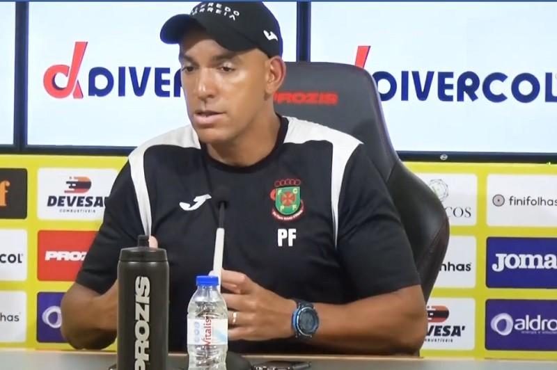 Treinador do Paços de Ferreira perspetiva jogo taticamente rico ante o Sporting