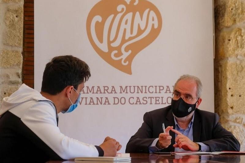 Município de Viana investe durante época balnear
