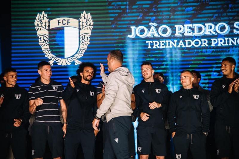 FC Famalicão apresenta-se com ambição sem limites
