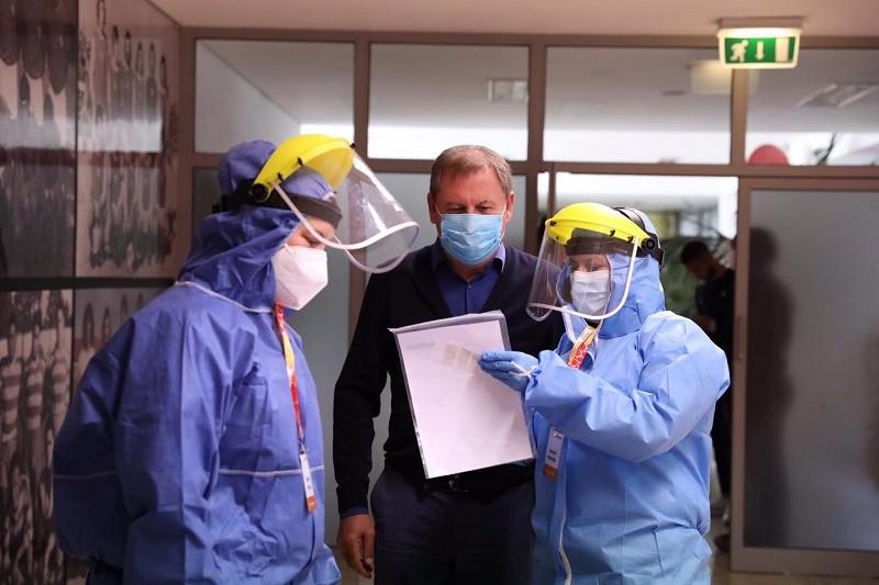 Covid-19: Gil Vicente com duplos testes negativos antes de visitar o Marítimo