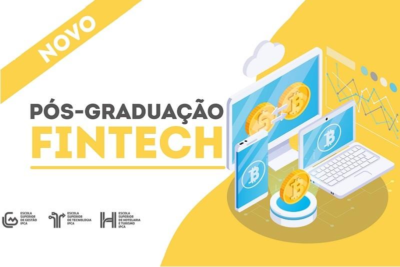 IPCA oferece novo curso de Pós-graduação em FinTech
