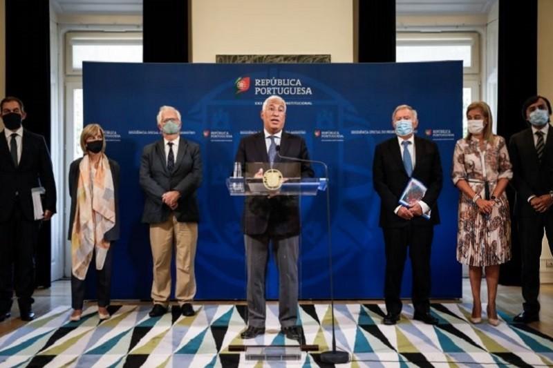 Covid-19: Governo aplica novas medidas de confinamento em 15 freguesias na Área Metropolitana de Lisboa