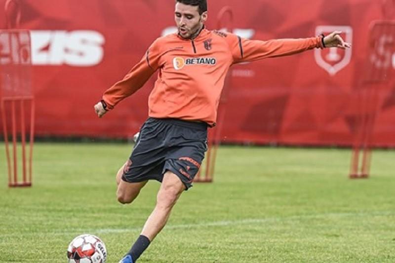 Abel Ruiz de regresso aos convocados do Sporting Clube de Braga