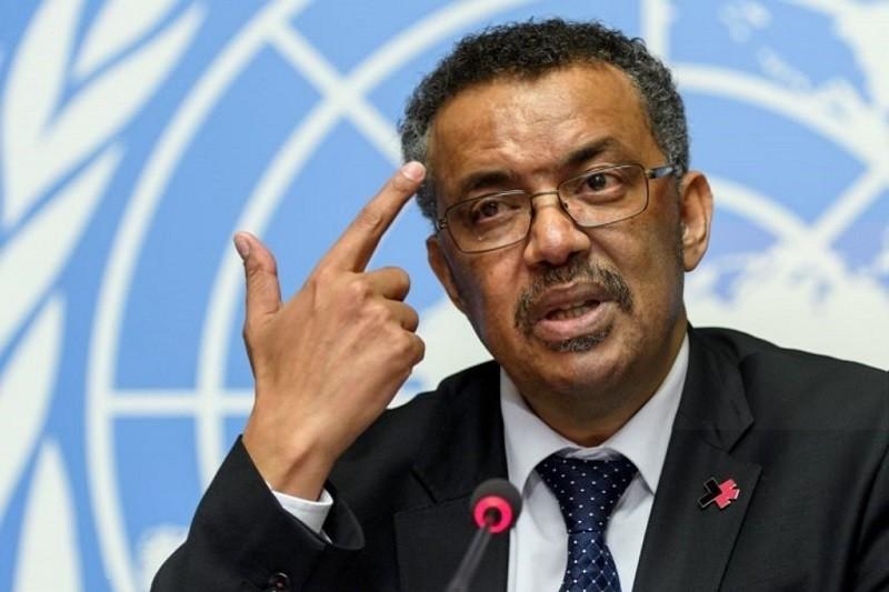 Covid-19: Diretor-geral da Organização Mundial de Saúde em quarentena, mas sem sintomas