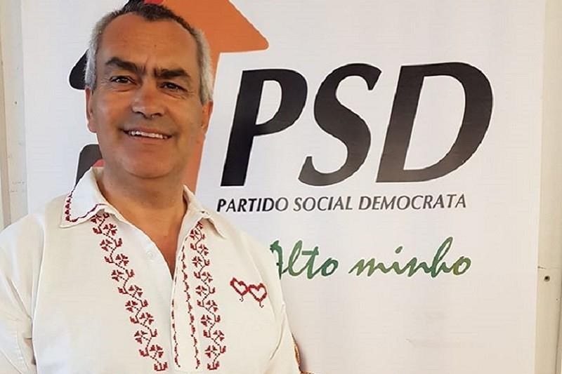 Novo líder do PSD/Viana do Castelo quer começar a trabalhar para ganhar autárquicas
