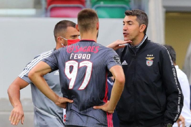 Bruno Lage deixa comando técnico do Benfica