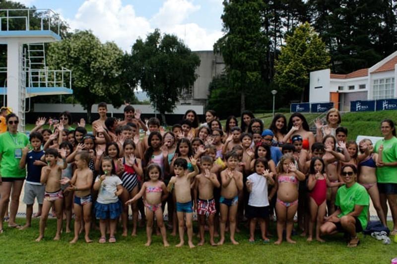 Mais de 2800 crianças e jovens participaram nas Férias de Verão