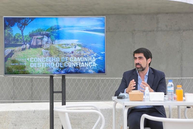 Covid-19: Programação cultural 'Verão 2020' de Caminha reinventada em 'tempos de cólera'
